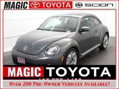 2016 Volkswagen Beetle SEL NAV LTHR SNRF