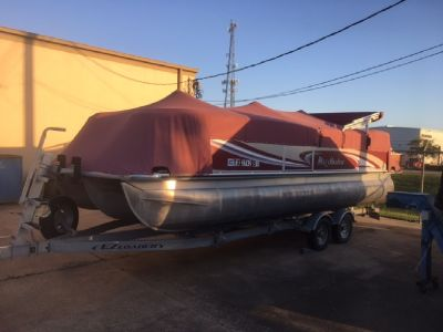 Pontoon Boat 2012
