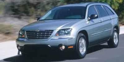 2004 Chrysler Pacifica Base (White)