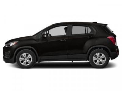 2019 Chevrolet Trax LT (Mosaic Black Metallic)
