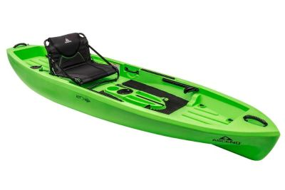 2018 Ascend 10T Sit-On-Top (Lime) Kayaks Gaylord, MI