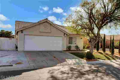 4681 CAREFREE Drive LAS VEGAS Four BR, Freshly painted inside &