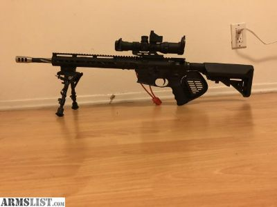 For Sale: Featureless AR-15
