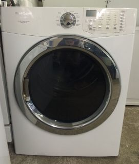 Frigidaire Electric Dryer in White