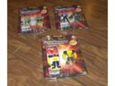 Transformers Universe Tiny Tins Full Set Moc, Mirage