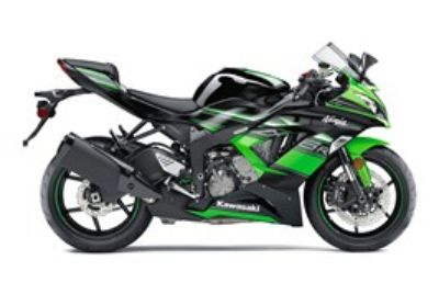 2017 Kawasaki NINJA ZX-6R KRT EDITION SuperSport Motorcycles Queens Village, NY