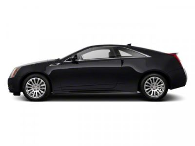 2011 Cadillac CTS 3.6L Performance (Black Ice Metallic)