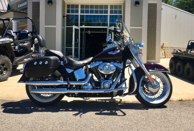 2007 Harley-Davidson Softail Deluxe Cruiser Motorcycles Barre, MA