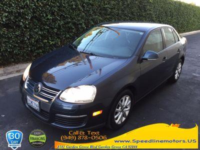 2010 Volkswagen Jetta Limited Edition PZEV (Blue Graphite Metallic)