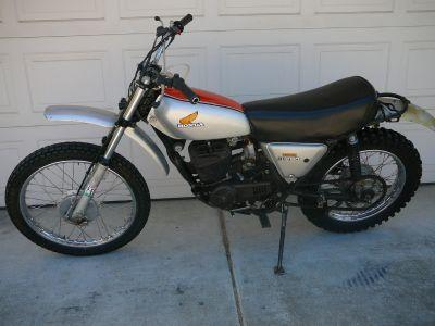 1974 Honda ELSINORE MR250