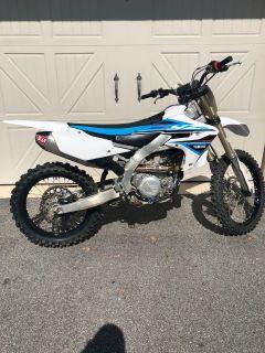 2019 Yamaha YZ 450F