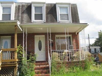 3 Bed 1 Bath Foreclosure Property in Middle River, MD 21220 - Sunnythorn Rd