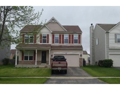 3 Bed 2.5 Bath Foreclosure Property in Cortland, IL 60112 - E Warbler Ave