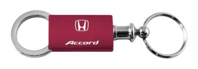 Purchase Honda Accord Burgundy Anondized Aluminum Valet Keychain / Key fob Engraved in U motorcycle in San Tan Valley, Arizona, US, for US $14.61