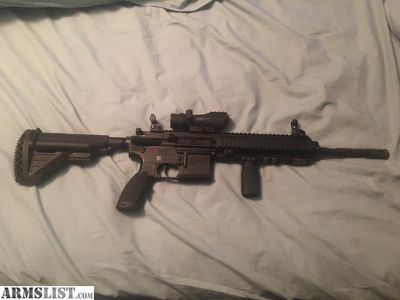 For Sale: H&K 416