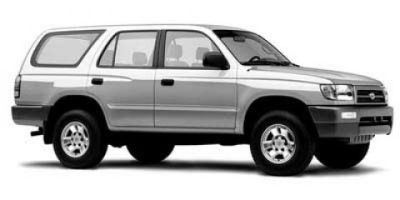 1998 Toyota 4Runner Base (Stellar Blue Pearl)