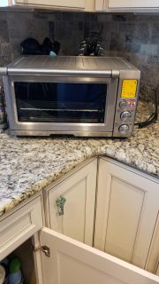 Toaster oven-Breville