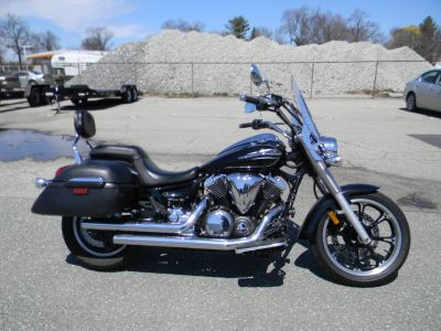 2012 Yamaha V Star 950 Tourer Touring Motorcycles Springfield, MA