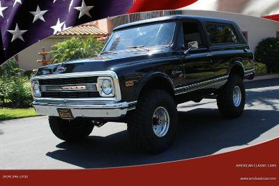 1969 Chevrolet Blazer K/5 CST