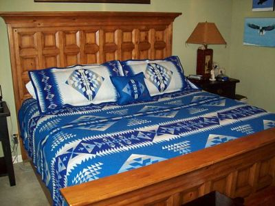 BEDDING, BRAND NEW, BY PENDLETON WOOLEN MILLS ...
