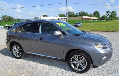 2013 Lexus RX 350 Base (GRAY)