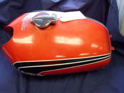 Find HONDA CB350 GAS TANK 1972 motorcycle in Richmond, Michigan, United States, for US $150.00