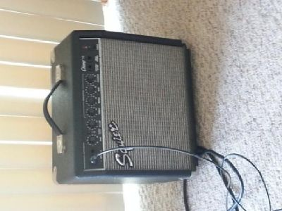 $59 OBO Squire travel size amp