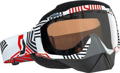Sell Scott Hustle Snowcross Goggles 217784-2911015 motorcycle in Lee's Summit, Missouri, United States, for US $100.00