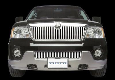 Buy Putco 64135 Designer FX Grille Insert 04-07 TITAN Stainless Steel Bumper Only motorcycle in Naples, Florida, US, for US $176.94