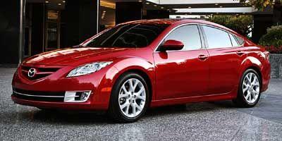2009 Mazda Mazda6 s Touring (Gray)
