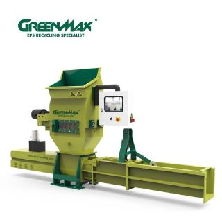 GREENMAX A-C100 Styrofoam eps recycling machinery