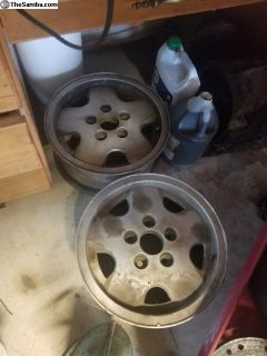 2vanagon 14 inch alloy wheels