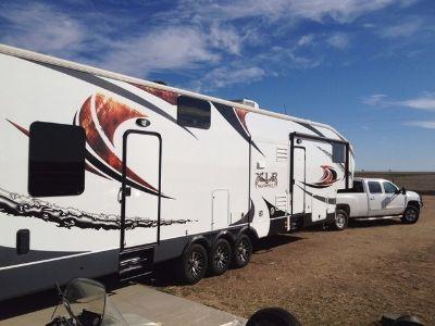 2012 Thunderbolt XLR