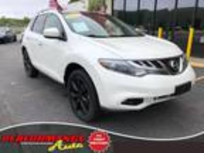 $14991.00 2012 NISSAN Murano with 86975 miles!