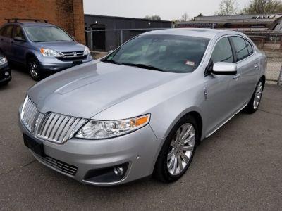 2012 Lincoln MKS EcoBoost (Silver Diamond Premium Metallic)