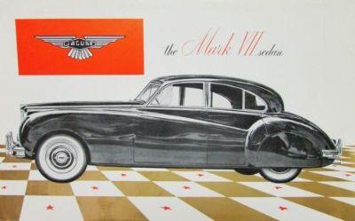 Sell Original 1952? Jaguar Dealer Sales Brochure Mark VII Sedan XK Engine Rare motorcycle in Holts Summit, Missouri, United States, for US $34.50