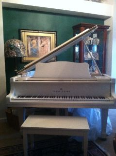 "YOUNG CHANG 5'2"" BABY GRAND PIANO"