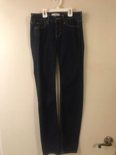 Hollister Jeans Like New Juniors Size 1 Long $9.00