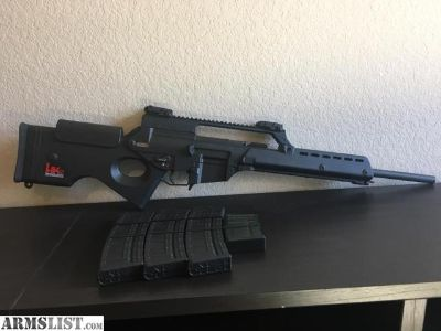 For Sale: H&K SL8