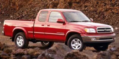 2002 Toyota Tundra SR5 (Silver)