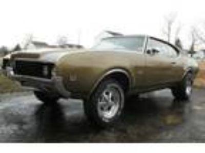 1969 Oldsmobile Cutlass 442 4-speed 455 stroker