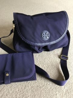 Barely used Tory Burch Diaper Bag
