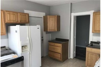 Brand new remodel with refinished hardwood floors and freshly painted. Washer/Dryer Hookups!