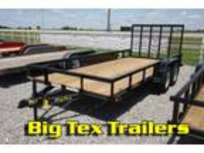 Tandem Axle Utility Trailers by BIG TEX