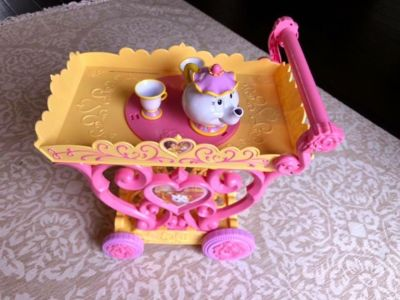 Belle Tea Cart with Sound