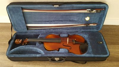 Handmade Violin 4/4 with case
