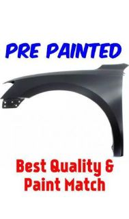 Find 2010-2015 VW Volkswagon Passat PRE PAINTED TO MATCH Drivers Left Front Fender motorcycle in Holland, Michigan, United States, for US $195.00