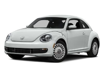 2016 Volkswagen Beetle 1.8T PZEV (Not Given)