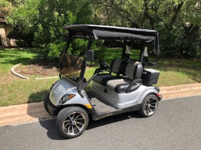 2016 Yamaha 48V AC Drive Golf Cart - 29 MPH
