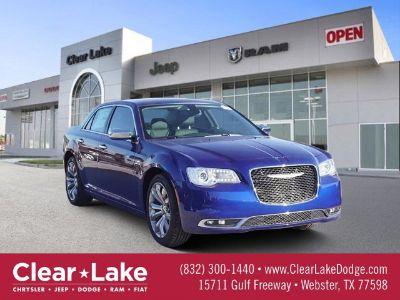 2018 Chrysler 300 C (Ocean Blue Metallic Clearcoat)